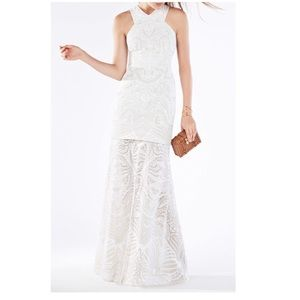 NWT BCBG Everlie gown